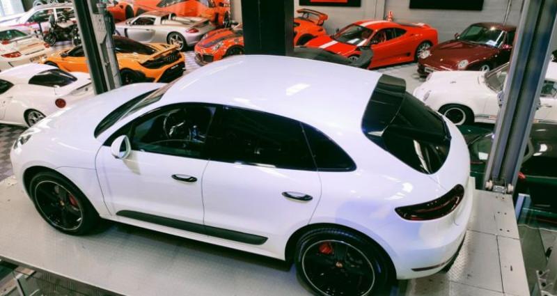 Porsche Macan PORSCHE MACAN 3.6 V6 TURBO 400 CH Blanc occasion à SAINT LAURENT DU VAR - photo n°3
