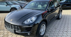 Porsche Macan S Diesel,1ere Main Noir à Mudaison 34