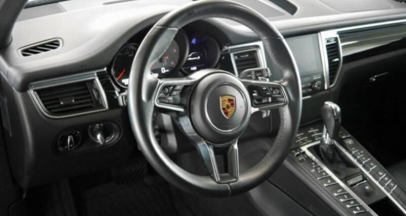 Porsche Macan S Diesel 258CV PDK Bleu occasion à Boulogne-Billancourt - photo n°7