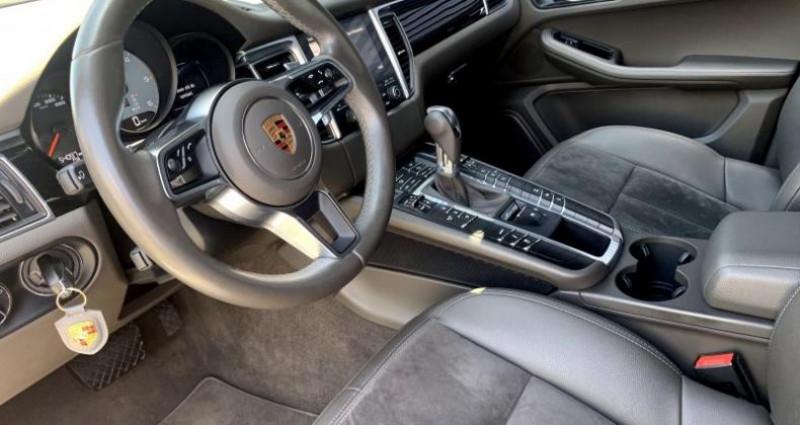 Porsche Macan S Diesel S Diesel  occasion à Fleury Sur Orne - photo n°3