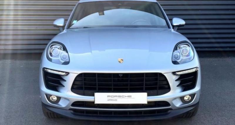Porsche Macan S Diesel S Diesel  occasion à Fleury Sur Orne - photo n°6