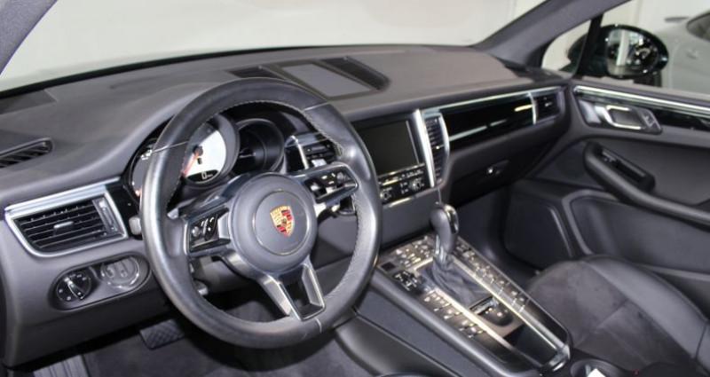 Porsche Macan S DIESEL Noir occasion à Le Port Marly - photo n°7