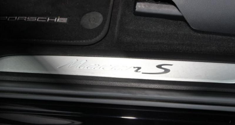 Porsche Macan S DIESEL Noir occasion à Le Port Marly - photo n°5
