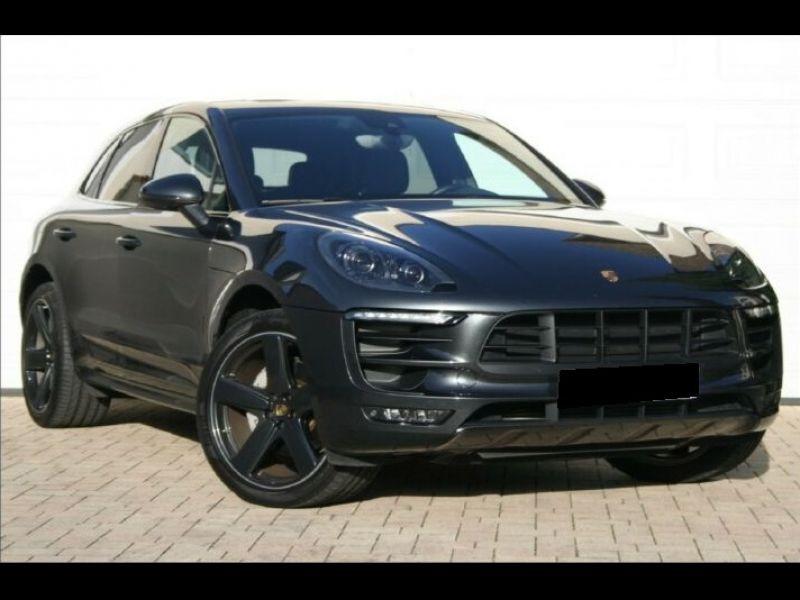 Porsche Macan S Diesel Gris occasion à BEAUPUY