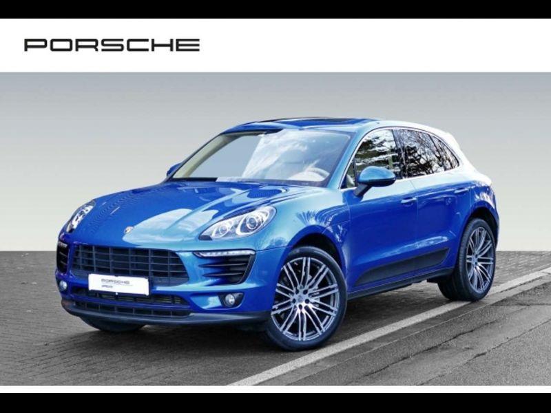 Porsche Macan S Diesel Bleu occasion à BEAUPUY