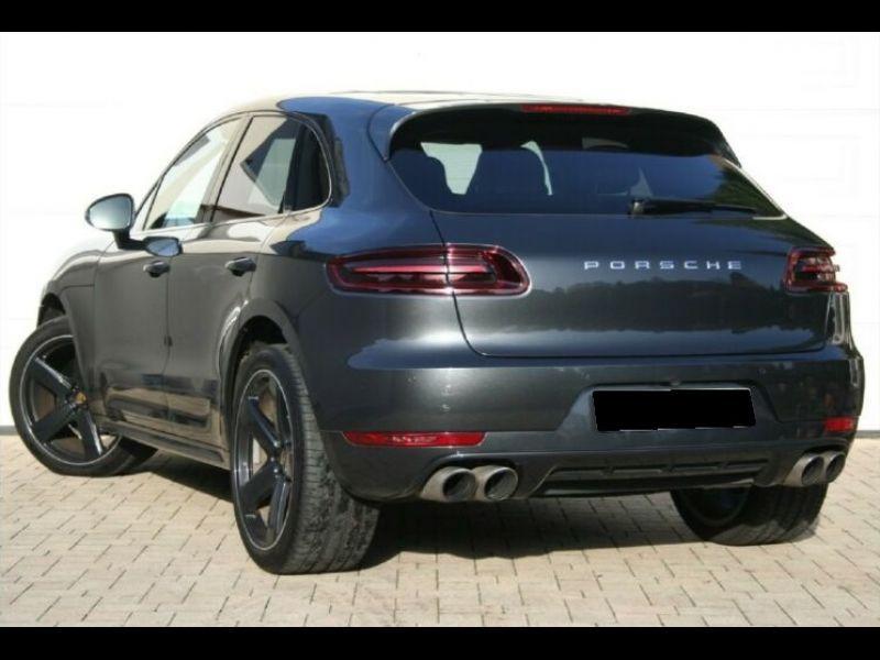 Porsche Macan S Diesel Gris occasion à BEAUPUY - photo n°3