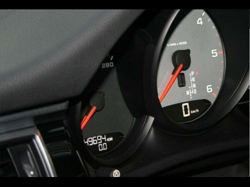 Porsche Macan S Diesel Gris occasion à BEAUPUY - photo n°7