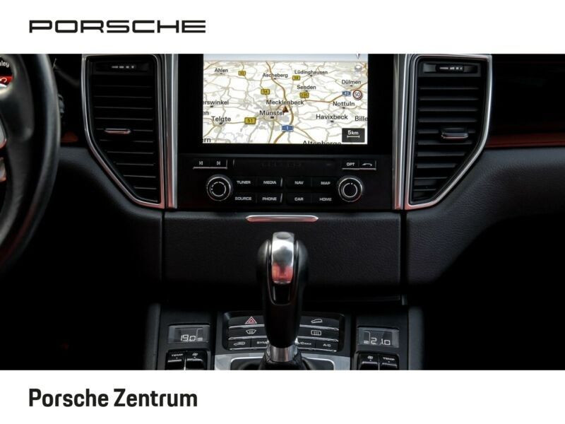 Porsche Macan S Diesel Noir occasion à BEAUPUY - photo n°5
