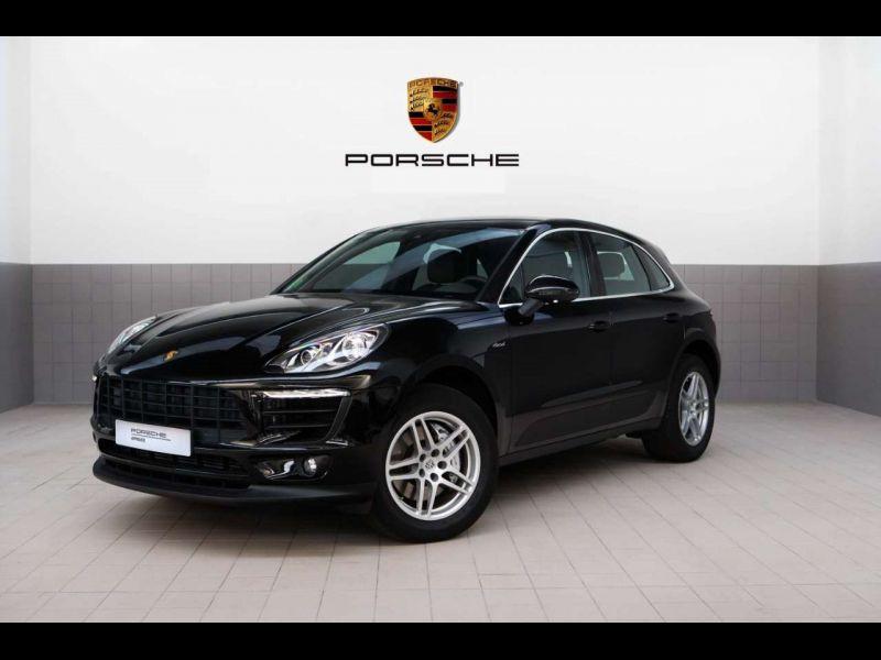 Porsche Macan S Diesel Noir occasion à BEAUPUY