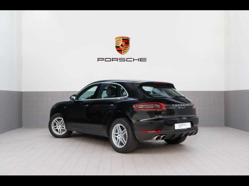 Porsche Macan S Diesel Noir occasion à BEAUPUY - photo n°3