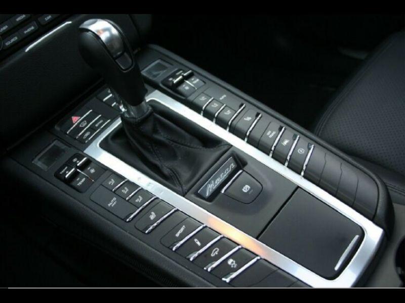 Porsche Macan S Diesel Gris occasion à BEAUPUY - photo n°8