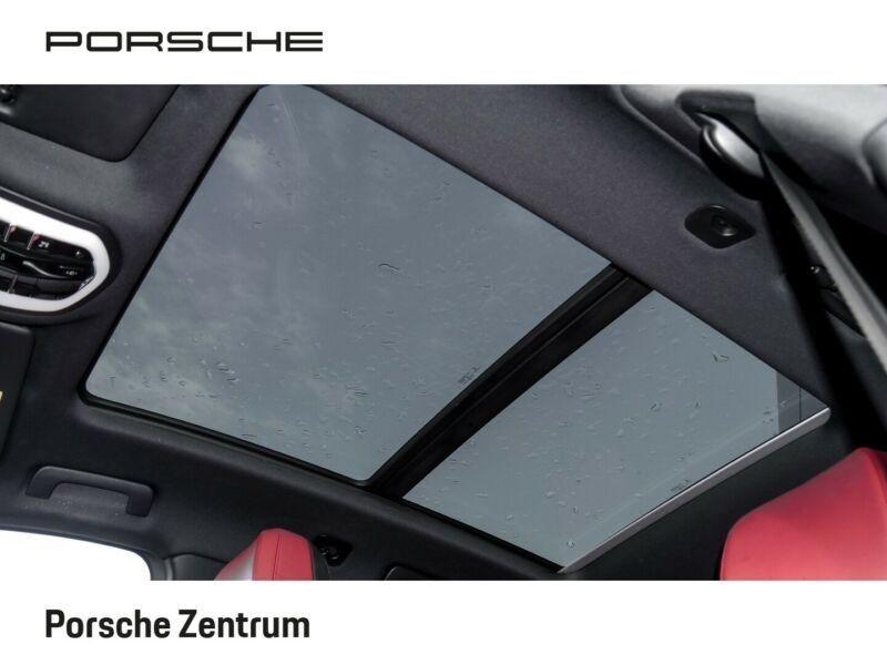 Porsche Macan S Diesel Noir occasion à BEAUPUY - photo n°4