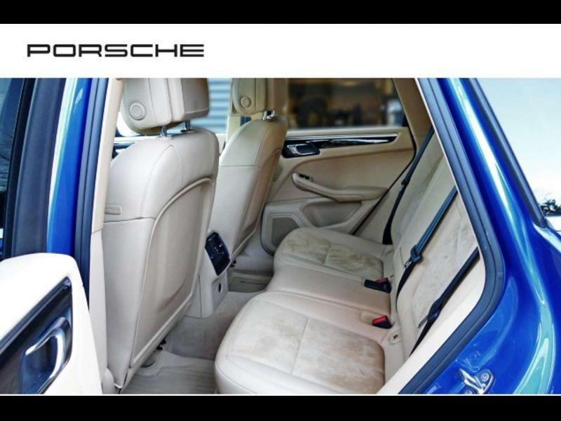 Porsche Macan S Diesel Bleu occasion à BEAUPUY - photo n°6