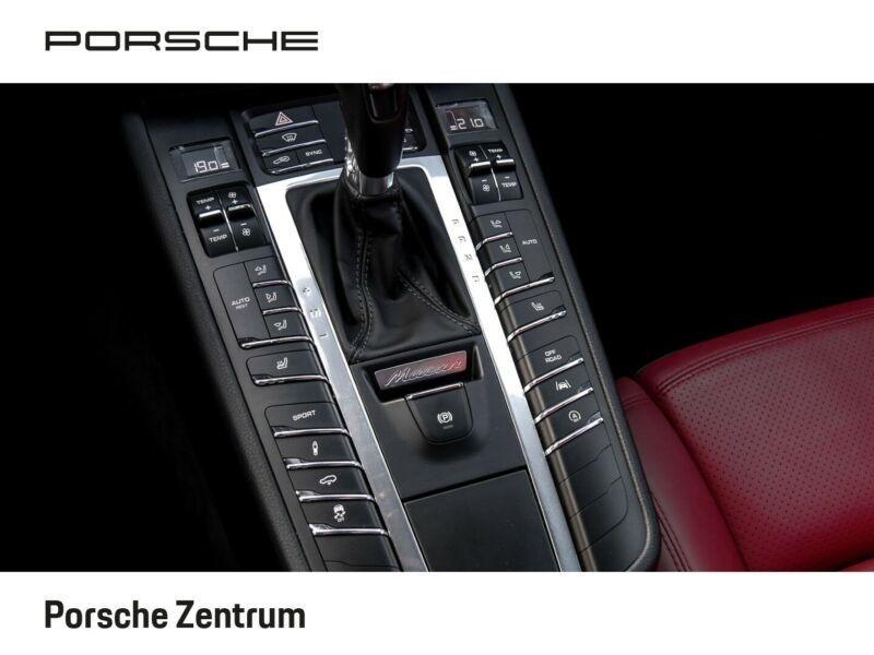 Porsche Macan S Diesel Noir occasion à BEAUPUY - photo n°7