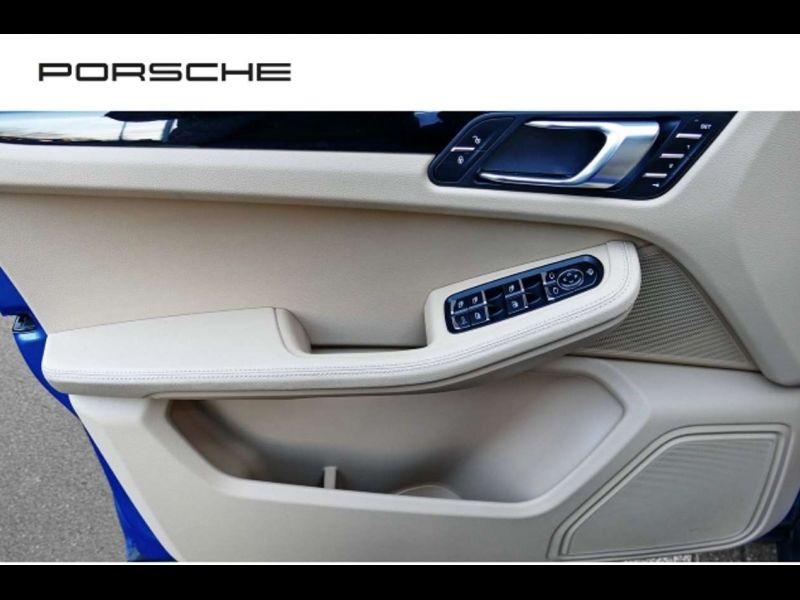 Porsche Macan S Diesel Bleu occasion à BEAUPUY - photo n°9