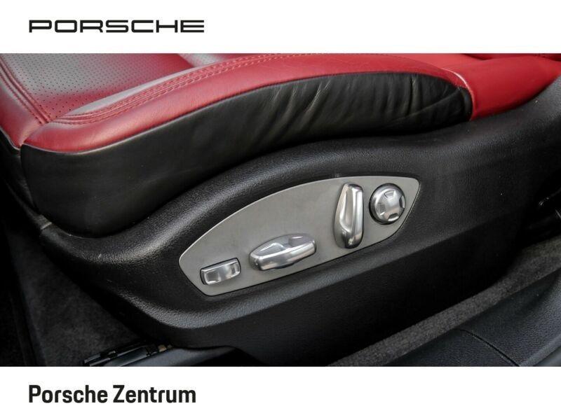 Porsche Macan S Diesel Noir occasion à BEAUPUY - photo n°8