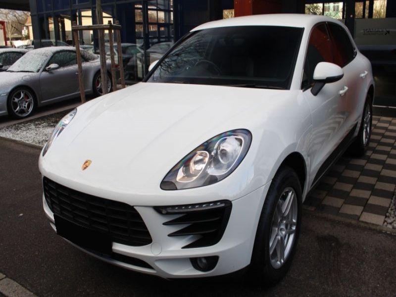 Porsche Macan S Diesel Blanc occasion à BEAUPUY