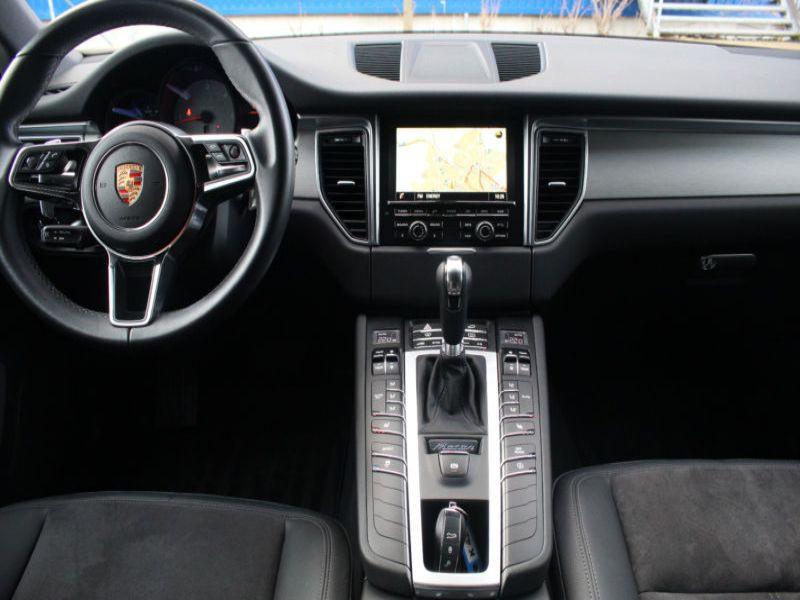 Porsche Macan S Diesel Blanc occasion à BEAUPUY - photo n°2