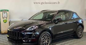 Porsche Macan occasion à LA COUTURE BOUSSEY