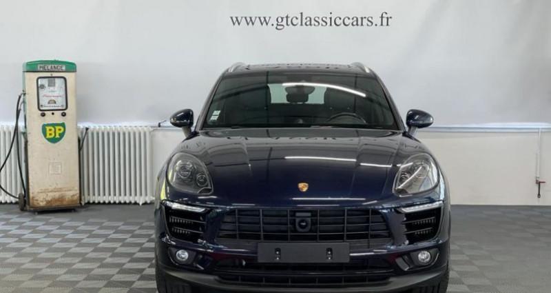 Porsche Macan S - GTC174 Bleu occasion à LA COUTURE BOUSSEY - photo n°2