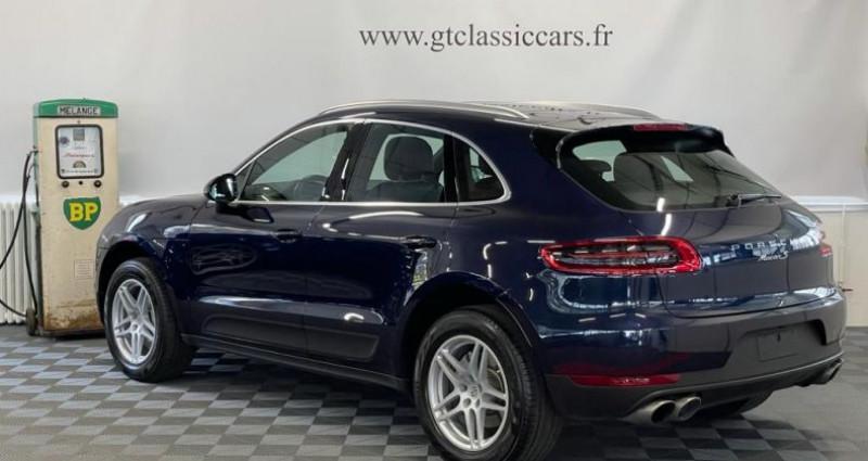 Porsche Macan S - GTC174 Bleu occasion à LA COUTURE BOUSSEY - photo n°6
