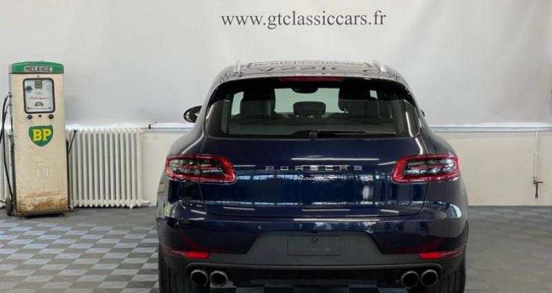 Porsche Macan S - GTC174 Bleu occasion à LA COUTURE BOUSSEY - photo n°5