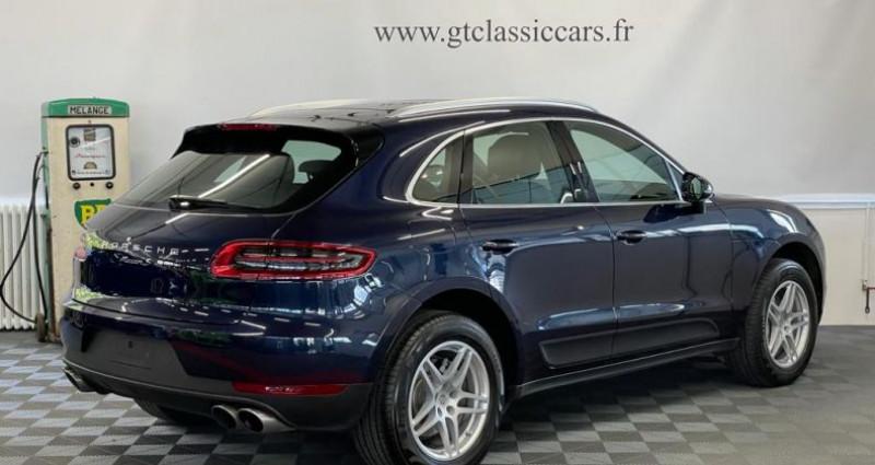 Porsche Macan S - GTC174 Bleu occasion à LA COUTURE BOUSSEY - photo n°4