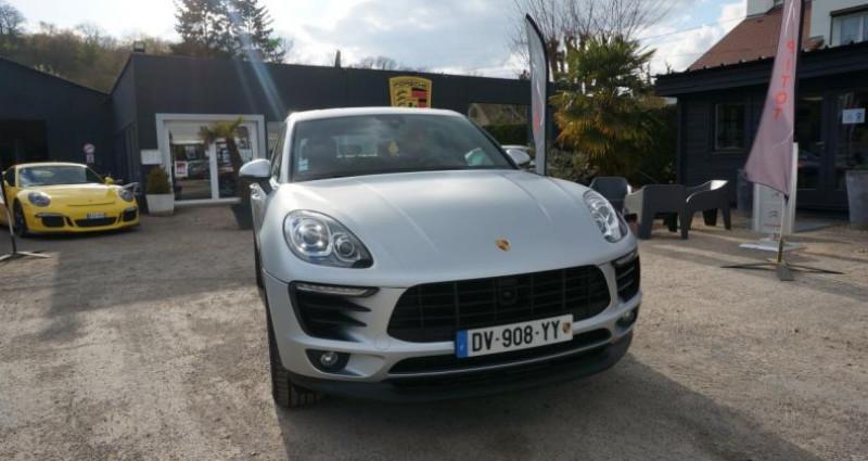 Porsche Macan S Gris occasion à Charpont