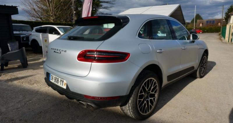 Porsche Macan S Gris occasion à Charpont - photo n°7