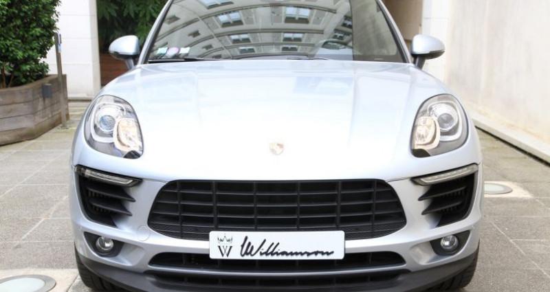Porsche Macan s Gris occasion à Neuilly Sur Seine - photo n°2