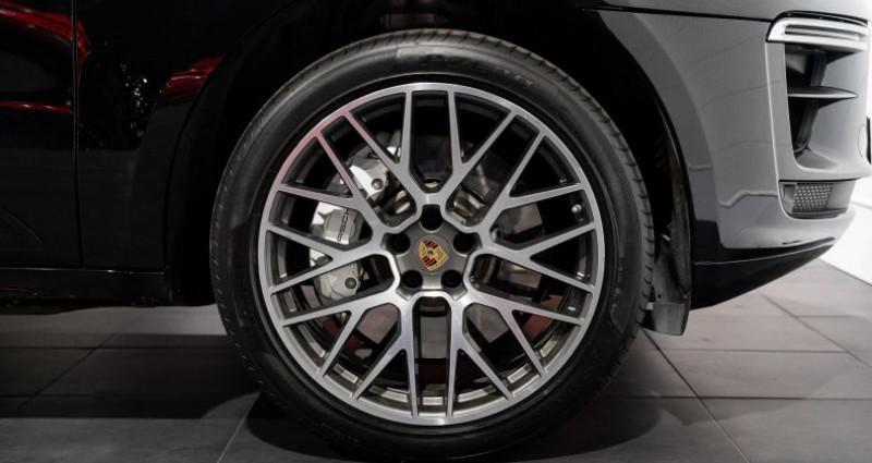 Porsche Macan Turbo 3.0 440 Noir occasion à DARDILLY - photo n°6