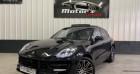 Porsche Macan Turbo 3.6 400 CV 08/2016 ECHAP SPORT + PACK CHRONO Noir à Cosnes Et Romain 54