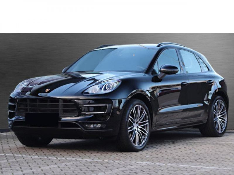 Porsche Macan TURBO 400 Noir occasion à BEAUPUY