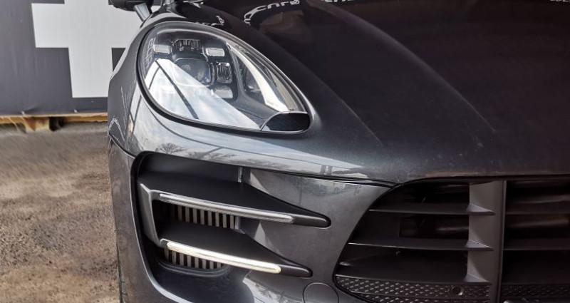 Porsche Macan Turbo Pack Performance 440CH Gris occasion à Diebling - photo n°6