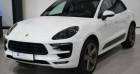 Porsche Macan Turbo * Panorama- / SportDesign- / Carbon Blanc à Mudaison 34