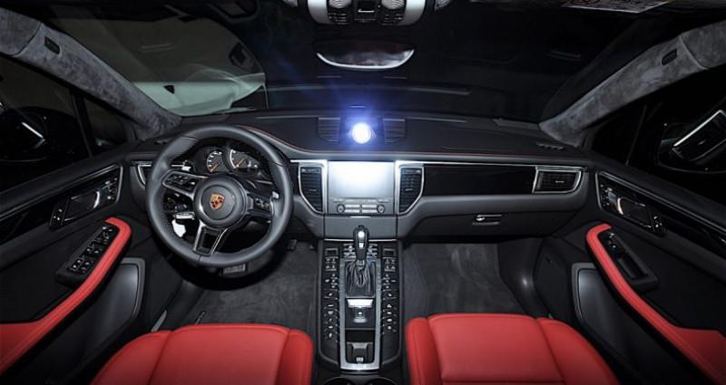 Porsche Macan TURBO PERFORMANCE 440 TECHART Noir occasion à CANNES - photo n°6
