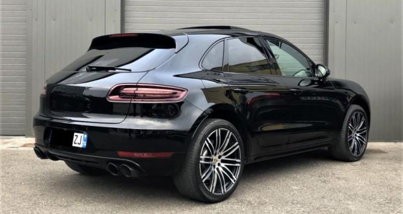Porsche Macan Turbo  occasion à Genas - photo n°3