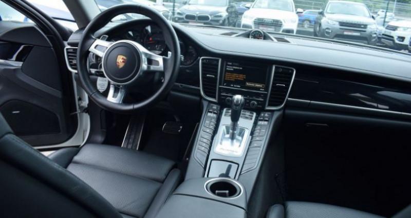 Porsche Panamera (970) 3.0 TD 300CH EDITION Blanc occasion à VENDARGUES - photo n°2
