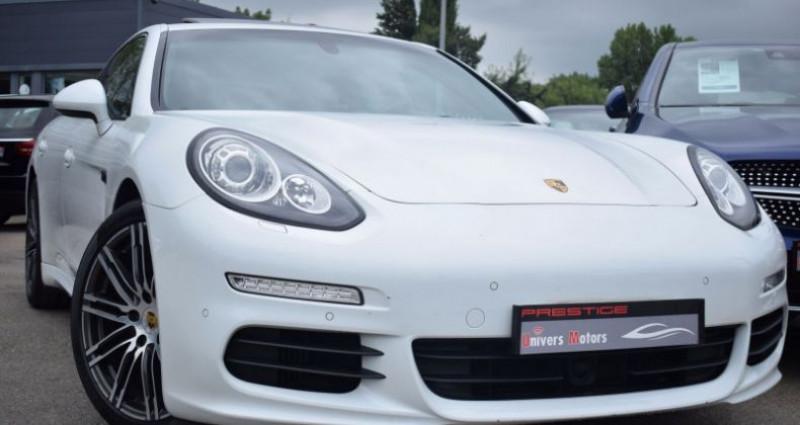 Porsche Panamera (970) 3.0 TD 300CH EDITION Blanc occasion à VENDARGUES