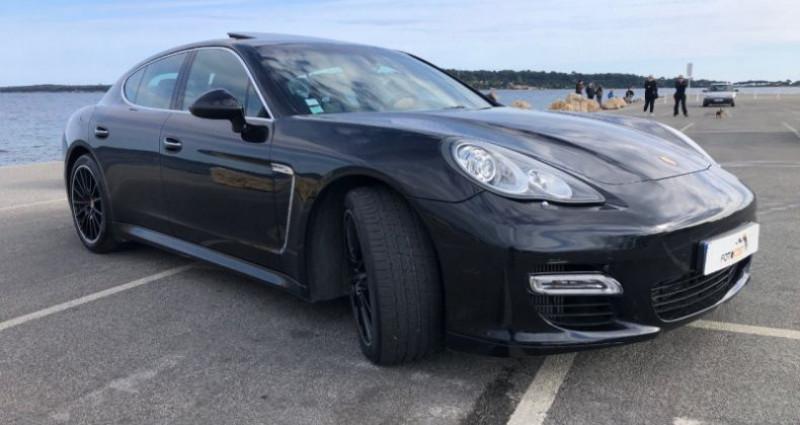 Porsche Panamera (970) TURBO PDK Noir occasion à REZE - photo n°7