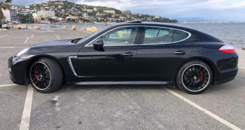 Porsche Panamera (970) TURBO PDK Noir occasion à REZE - photo n°2
