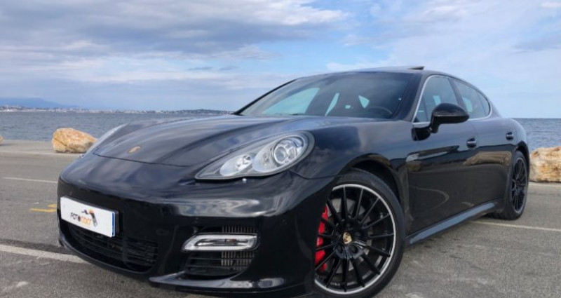 Porsche Panamera (970) TURBO PDK Noir occasion à REZE