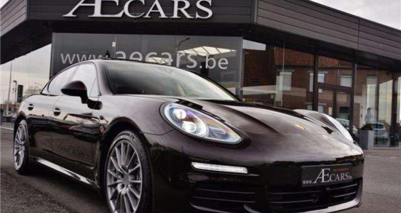 Porsche Panamera - 3.0D - LUCHTVERING - OPEN DAK - TOPVIEW CAMERA -  occasion à IZEGEM - photo n°6