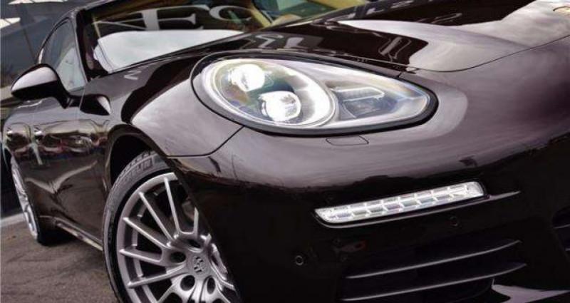 Porsche Panamera - 3.0D - LUCHTVERING - OPEN DAK - TOPVIEW CAMERA -  occasion à IZEGEM - photo n°7