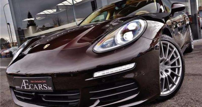 Porsche Panamera - 3.0D - LUCHTVERING - OPEN DAK - TOPVIEW CAMERA -  occasion à IZEGEM