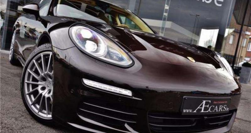 Porsche Panamera - 3.0D - LUCHTVERING - OPEN DAK - TOPVIEW CAMERA -  occasion à IZEGEM - photo n°2