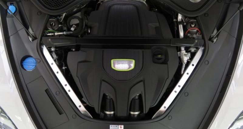 Porsche Panamera 2 Sport Turismo E-Hybrid II Sport Turismo 4 Gris occasion à Tours - photo n°4