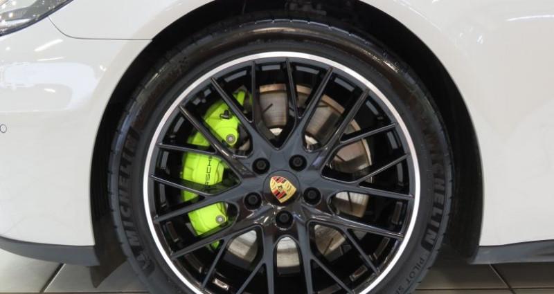 Porsche Panamera 2 Sport Turismo E-Hybrid II Sport Turismo 4 Gris occasion à Tours - photo n°5