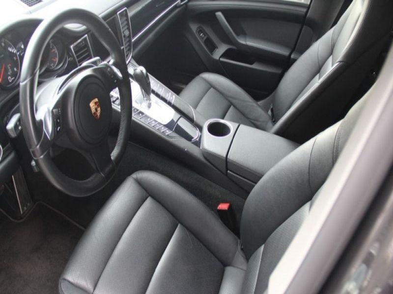 Porsche Panamera 3.0 V6 4 300 ch Gris occasion à BEAUPUY - photo n°7