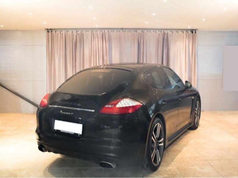 Porsche Panamera 3.0 V6 4 300 ch Gris occasion à BEAUPUY - photo n°2